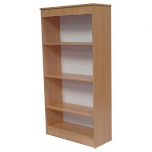 Beech Tall Bookcase-0