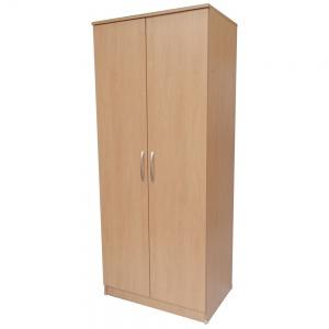 Beech Wardrobe-0
