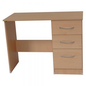 Beech Single Desk-0