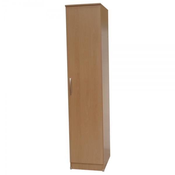 Beech Single Wardrobe-0