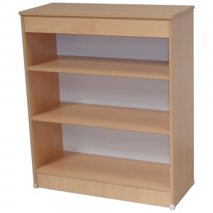 Beech Small Bookcase-0