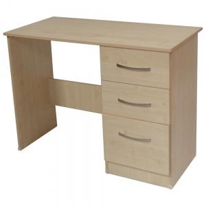 Maple Single Desk-0