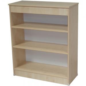 Maple Small Bookcase-0