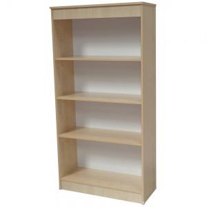 Maple Tall Bookcase-0
