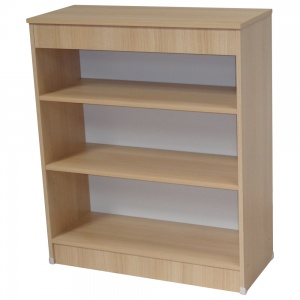 Oak Small Bookcase-0