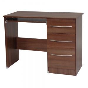Walnut Single Desk-0