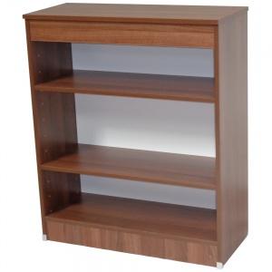 Walnut Small Bookcase-0