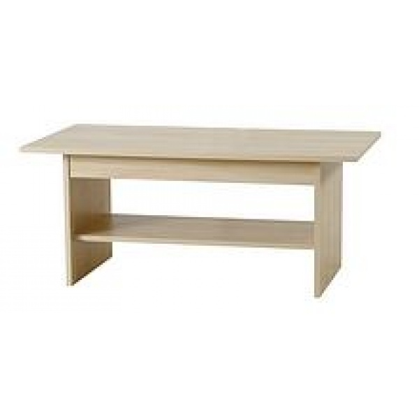 Woodgrain Coffee Table-0